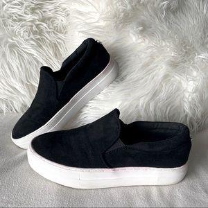 Steve Madden Gills Platform Slip-On Sneakers